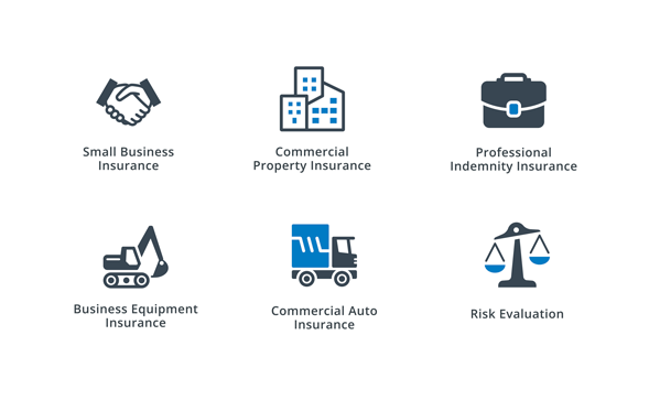 Business Ins Icons 2